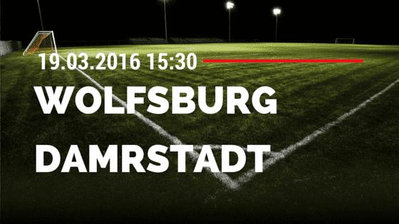 VfL Wolfsburg - SV Darmstadt 98 19.03.2016