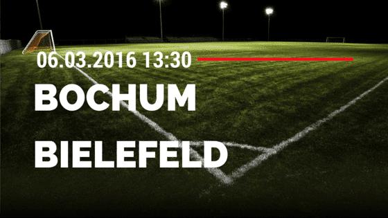 VfL Bochum – Arminia Bielefeld 06.03.2016 Tipp
