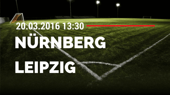 1. FC Nürnberg – RB Leipzig 20.03.2016 Tipp