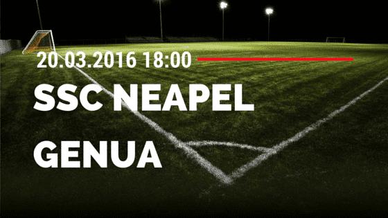 SSC Neapel – CFC Genua 1893 20.03.2016 Tipp