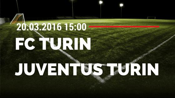 FC Turin – Juventus Turin 20.03.2016 Tipp