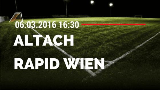 SCR Altach – SK Rapid Wien 28.02.2016 Tipp