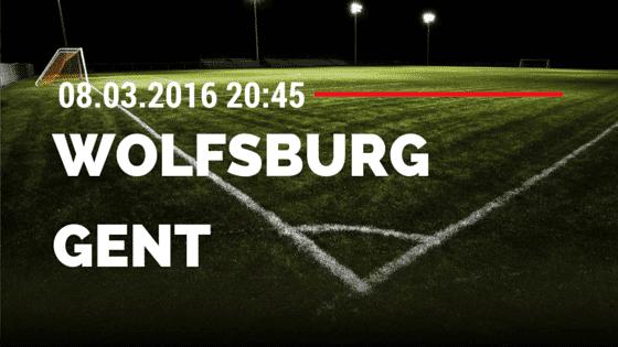VfL Wolfsburg - KAA Gent 08.03.2016 Tipp