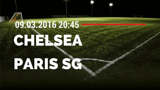FC Chelsea – Paris SG 09.03.2016 Tipp