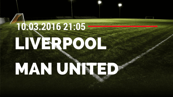 FC Liverpool – Manchester United 10.03.2016 Tipp