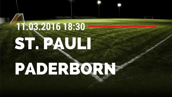 FC St. Pauli – SC Paderborn 11.03.2016 Tipp