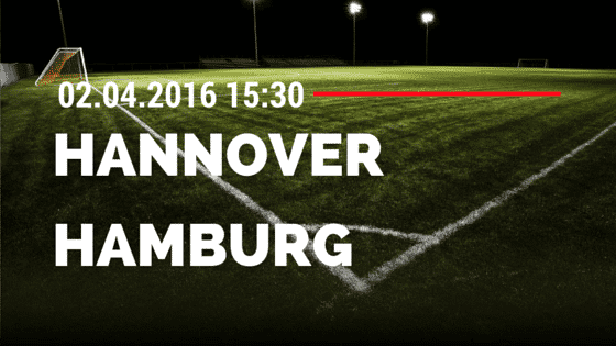Hannover 96 vs Hamburger SV 02.04.2016 Tipp
