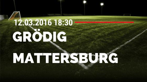 SV Grödig – SV Mattersburg 12.03.2016 Tipp