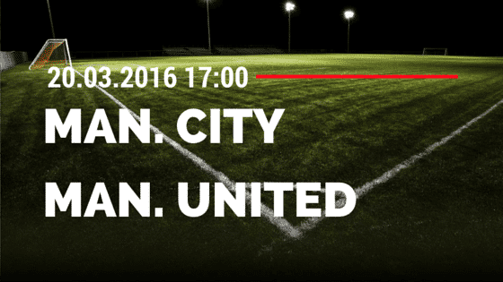 Manchester City – Manchester United 20.03.2016 Tipp