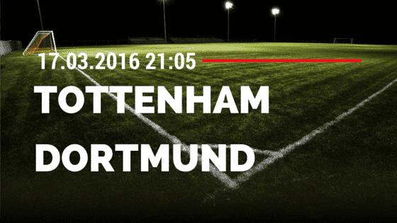 Tottenham Hotspur - Borussia Dortmund 17.03.2016 Tipp