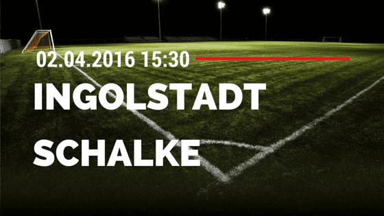 FC Ingolstadt 04 - FC Schalke 04 02.04.2016 Tipp