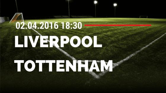 FC Liverpool vs Tottenham Hotspur 02.04.2016 Tipp