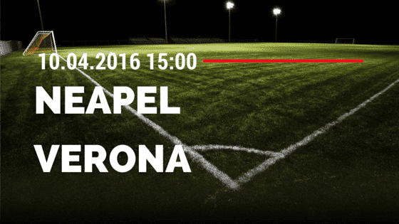SSC Neapel vs Hellas Verona 10.04.2016 Tipp