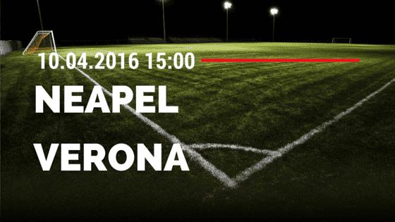 SSC Neapel vs Hellas Verona 10.04.2016 Tipp