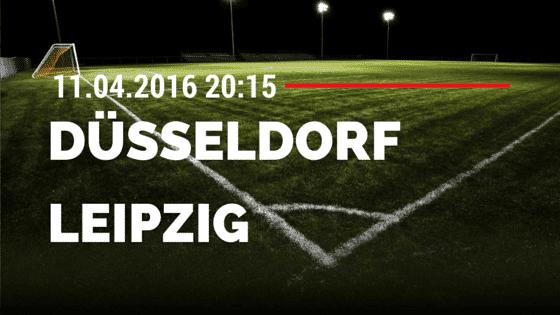 Fortuna Düsseldorf vs RB Leipzig 11.04.2016 Tipp