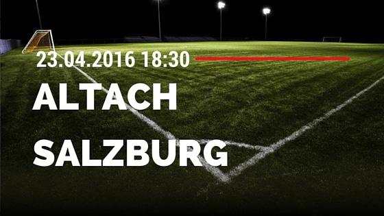 SCR Altach vs Red Bull Salzburg 23.04.2016 Tipp