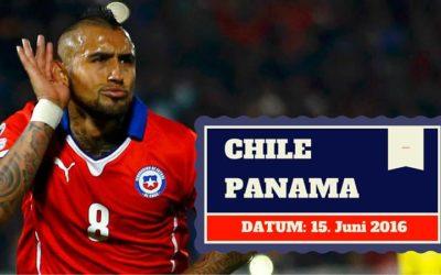 Chile vs Panama Copa America 15.06.2016 Tipp und Quote