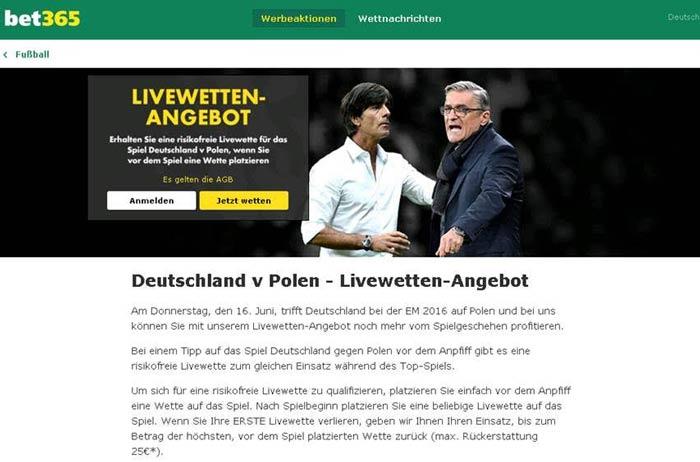 wetten deutschland polen