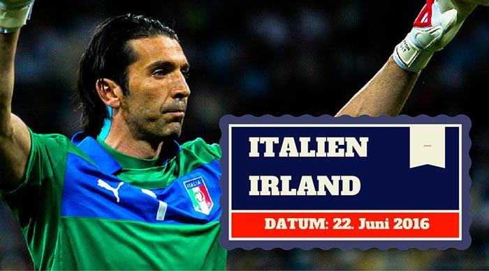 Italien Gegen Irland Tipp