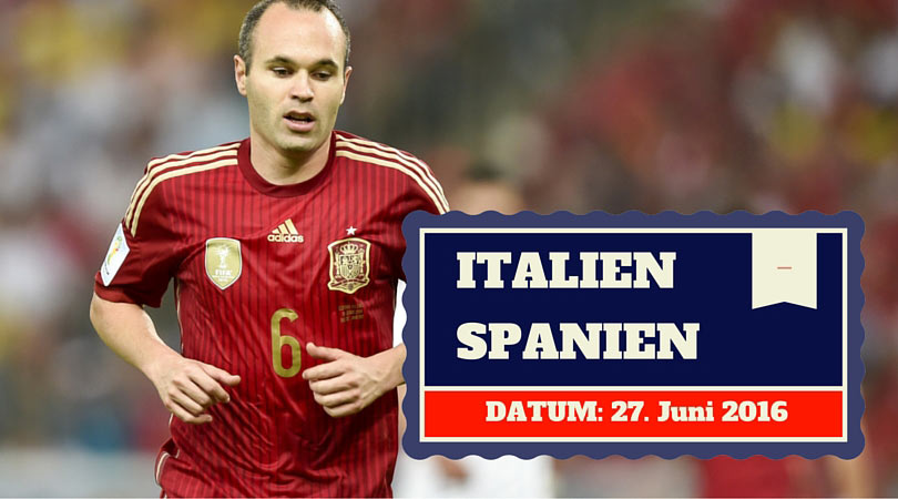 Italien Gegen Spanien Tipp