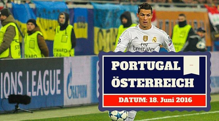 Tipp Portugal österreich