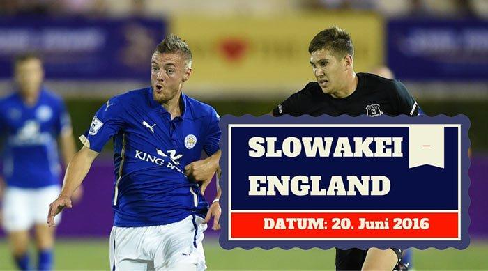 England Slowakei Tipp