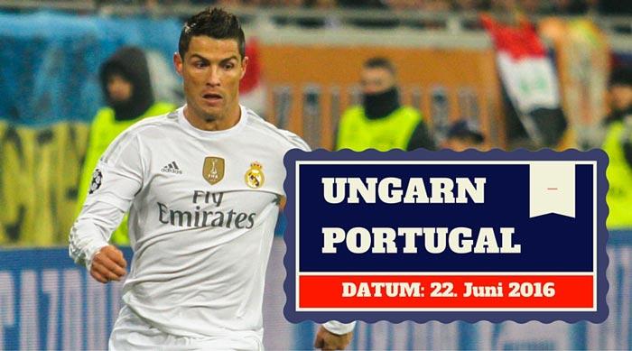 Ungarn Vs Portugal Europameisterschaft 22062016 Tipp