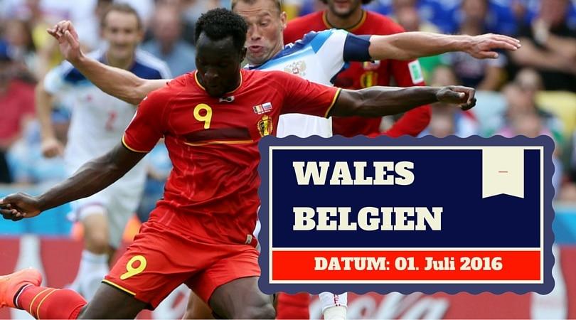 Tipp Wales Belgien