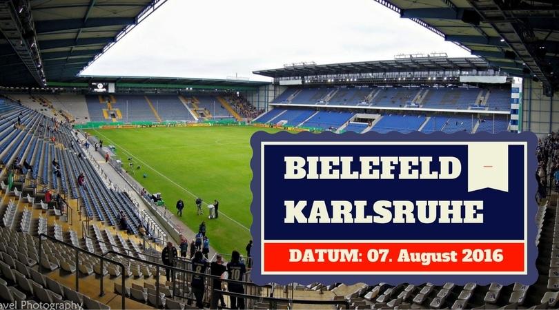 Bielefeld Karlsruhe