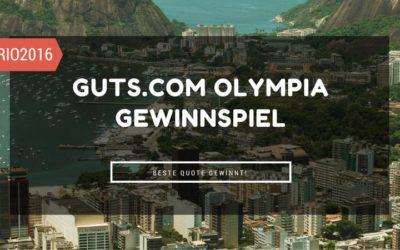 Top-Quoten Gewinnspiel bei Guts.com