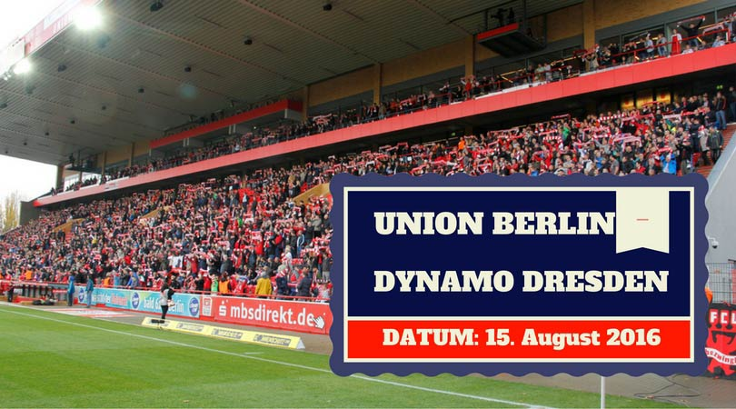 Dynamo Dresden Union Berlin