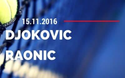 Novak Djokovic – Milos Raonic Tipp 15.11.2016 ATP Finals