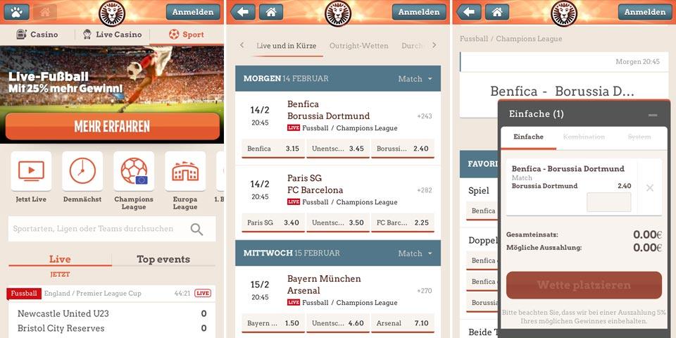leovegas-sportwetten-app