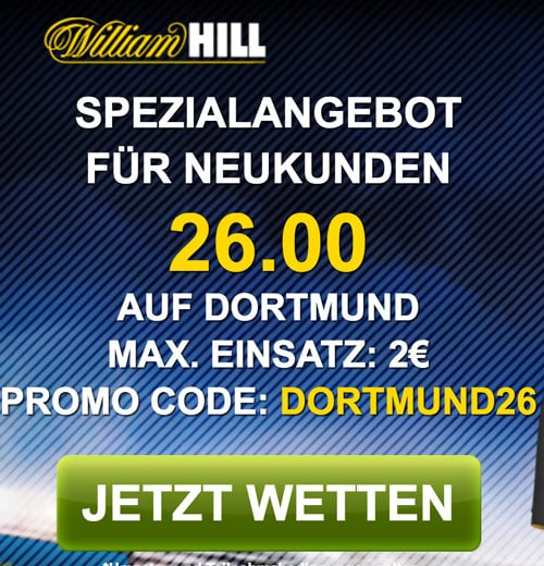 WilliamHill BVB
