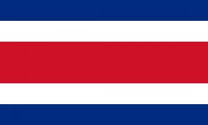 Costa Rica Flagge WM 2018 wettbonus.net