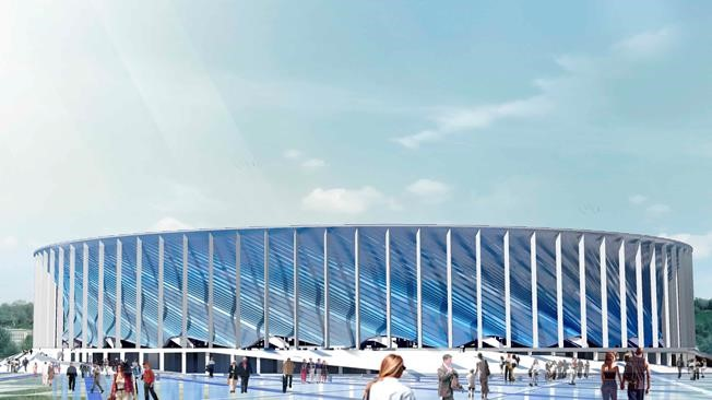 Nischni Nowgorod Stadion WM 2018 wettbonus.net