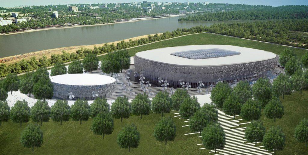 Rostow Stadion WM 2018 wettbonus.net