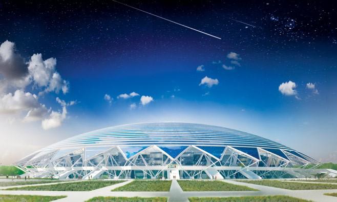 Samara Kosmos Arena Stadion WM 2018 wettbonus.net