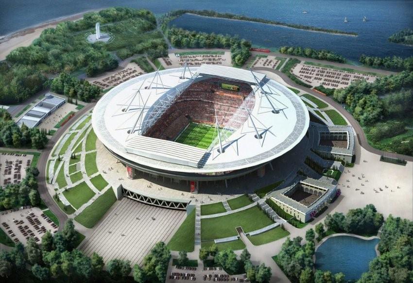 Sankt Petersburg Stadion WM 2018 wettbonus.net