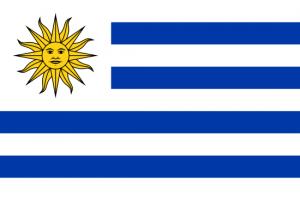 Uruguay Flagge WM 2018 wettbonus.net