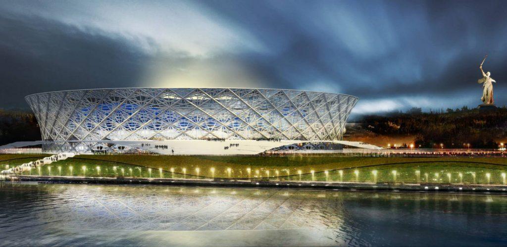 Wolgograd Arena Stadion WM 2018 wettbonus.net