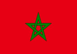 Marokko Flagge WM 2018 wettbonus.net