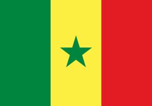 Senegal Flagge WM 2018 wettbonus.net