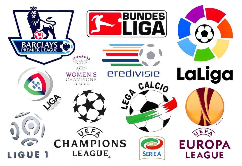 Fußball Ligen logos wettbonus.net Sport Live Stream