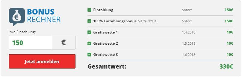 sportingbet bonus wettbonus.net