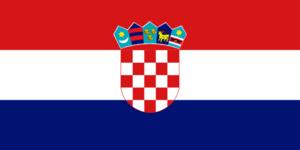 Flagge Kroatien WM 2018 wettbonus.net
