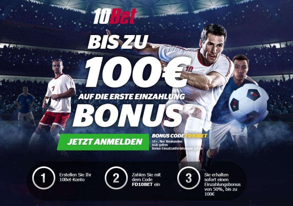 10Bet sportwetten bonus wettbonus.net