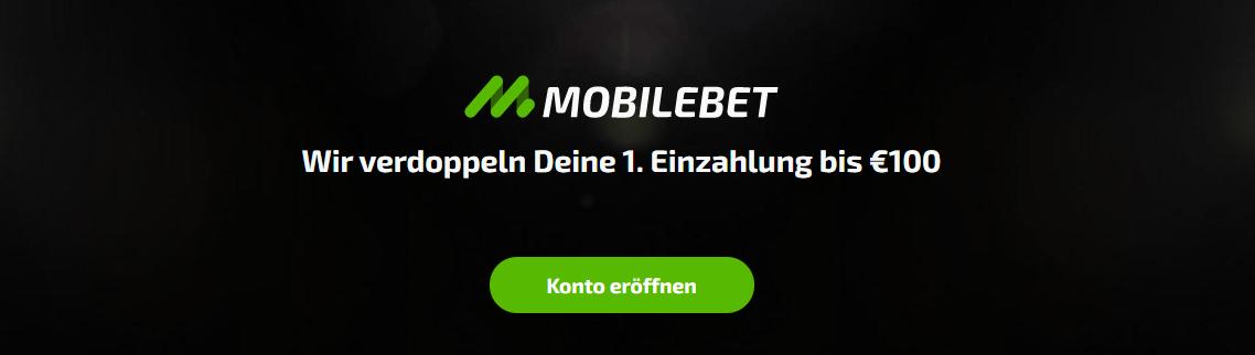 Mobilebet Bonus Banner