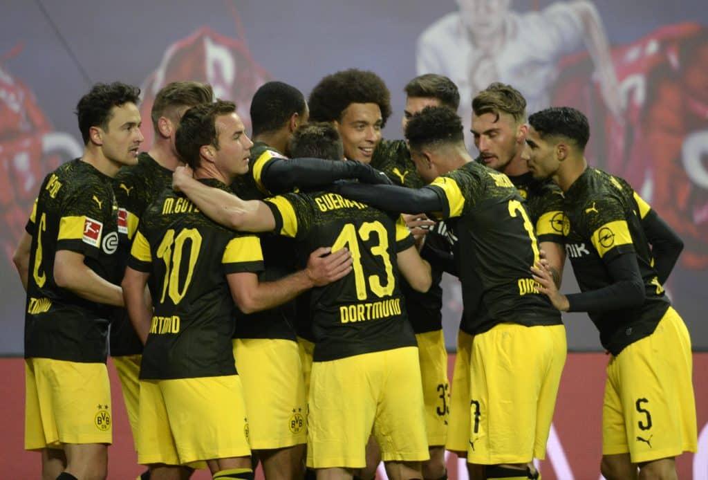 Bundesliga Borussia Dortmund Aufstellung