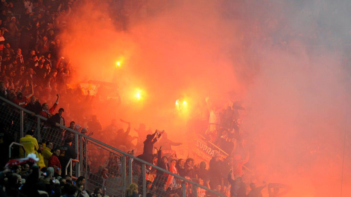 Fußball Hooligans